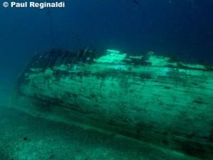 'Wreck Our Confidence' Shipwreck