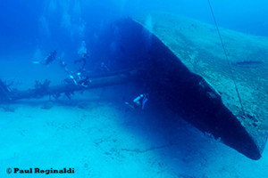 Hilma Hooker Inspected by Divers