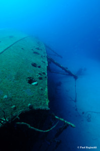 Hilma Hooker Resting on her Starboard Side