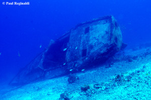 Sail Boat Wreck